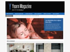 Détails :  Yearn magazinela solution pour votre vie