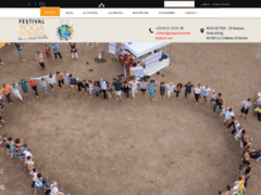 Détails : Festival de yoga des Sables d'Olonne