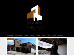 Détails : Les offres de l'immobilier avec Zam bon immobilier