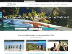 Détails : Les voyages de bien-être avec l'équipe Zen&go