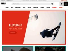 Détails : Zeph Control, la boutique des équipements de glisse