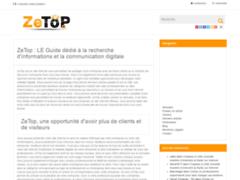 Détails : Zetop Le répertoire web des sites qualitatifs