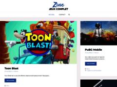 Détails : Zone téléchargement des jeux vidéos