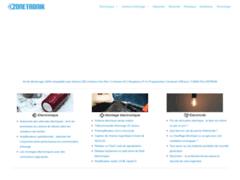 Les cours électronique sur Zonetronik.com