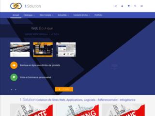 Détails : Agence de création de sites web et de programmation informatique