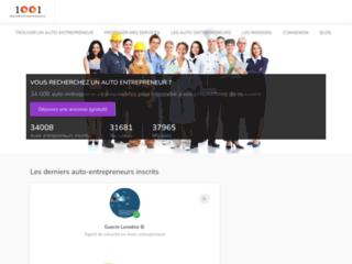 1001 auto-entrepreneurs