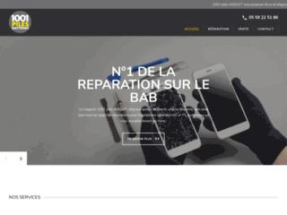 Détails : Vente et réparation d'appareils électroniques à Anglet