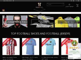 11Footballclub : vente en ligne de chaussures de football et maillots de football