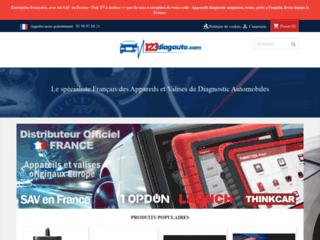 Détails : Vente en ligne des appareils et valises de diagnostic automobile