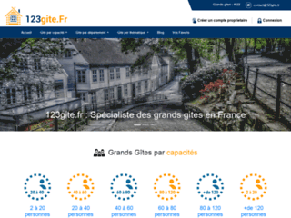 Détails : Trouver des gîtes en France