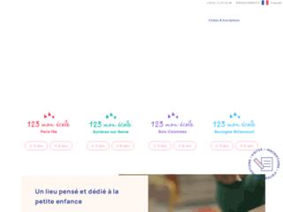 Ecole maternelle Montessori à Paris