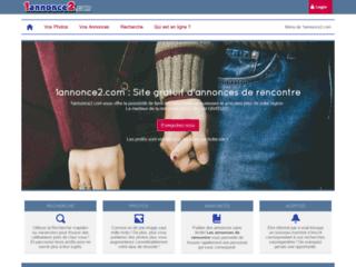 Détails : Rencontres et annonces sur le site 1annonce2.com