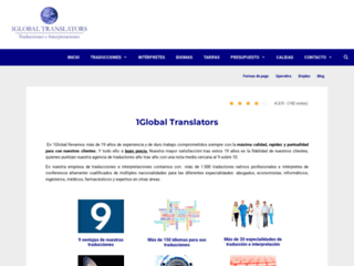 Détails : Traductions espanol