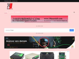 Détails : Site togolais d'information et d'actualités