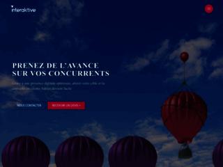 Détails : 2B Interaktive, agence de communication digitale
