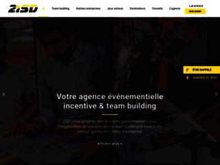 2ISD - Agence événementielle - Team Building - Incentive - Paris & Lille