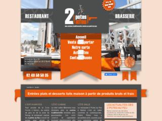 Restaurant parc expositions Nantes : 2 Potes au Feu