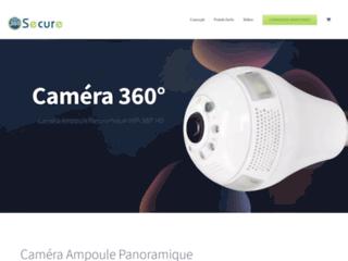 Détails : Caméra ampoule idéale
