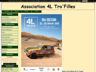 Association 4L Tro'Filles