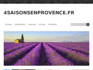 Détails : 4 saisons en Provence