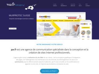 Détails : Agence web 4w