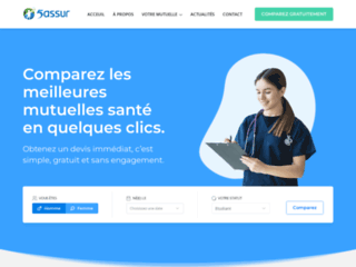 Détails : 5 Assur cabinet de courtage en assurance maladie en France