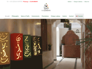 Détails : Spa Marrakech medina