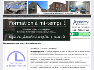 Détails : Azerty Formation : Formation informatique en France