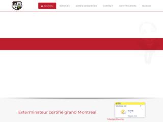 Détails : 911 Exterminateur: Extermination  de fourmis professionnelle Grand Montréal