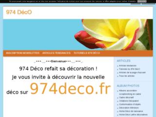 974 Déco : Scrapbooking, Home Déco, création, customisation,
