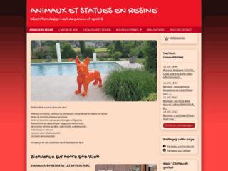 A-ANIMAUX-EN-RESINE