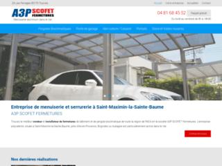 Entreprise de menuiserie et serrurerie à Saint-Maximin-la-Sainte-Baume
