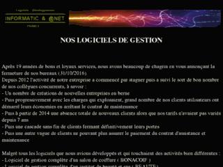 Détails : Logiciels Beauté,Coiffure,Caisse,Dépot Vente,Location
