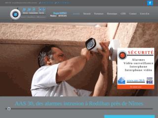 AAS30 Entreprise RIZZO Père et Fille, menuiserie domotique