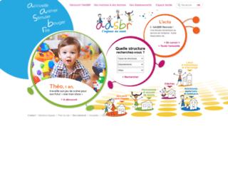 Détails : AASBR - Accueil Petite Enfance