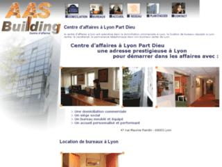Détails : Centres d'affaires lyonnais