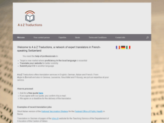 Agence de traduction et correction en Suisse romande