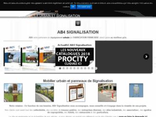 Détails : Mobilier urbain et signalétique
