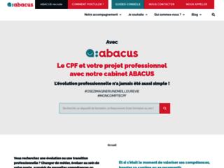 ABACUS : formation professionnelle, CPF et financements