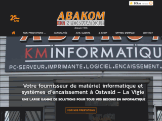 Abakom - KM Informatique
