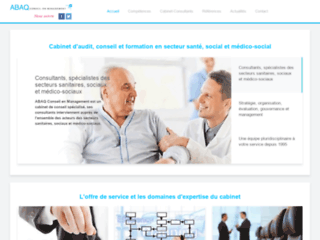 Cabinet de conseil spécialiste du secteur médico-social