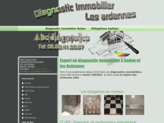 ABC diagnostic immobilier Mouzon