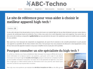 Le blog abc techno