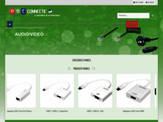 Détails : Connectique fibre optique - abcconnectic.com