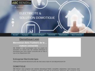 Votre installation Domotique à Lyon avec ABC Rénov+