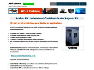 Abri Cabine