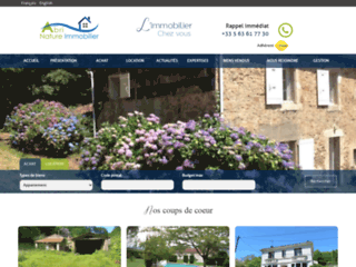 Abri Nature Immobilier
