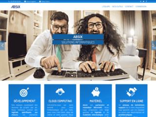 Détails : Agence web - Absix