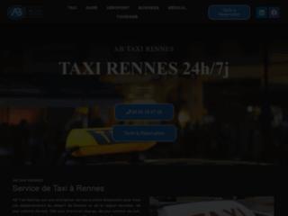 Détails : AB Taxi Rennes
