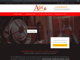 AC2S Sécurité, les professionnels de la sécurité incendie